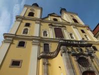 Foglalkozz egy órát a Szent Bernát templommal!