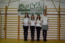 Országos siker a Bolyai Anyanyelvi Versenyen