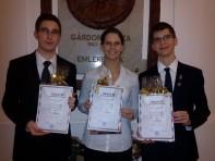 A Dr. Habis György Városi Német Nyelvi Szépkiejtési Emlékversenyen